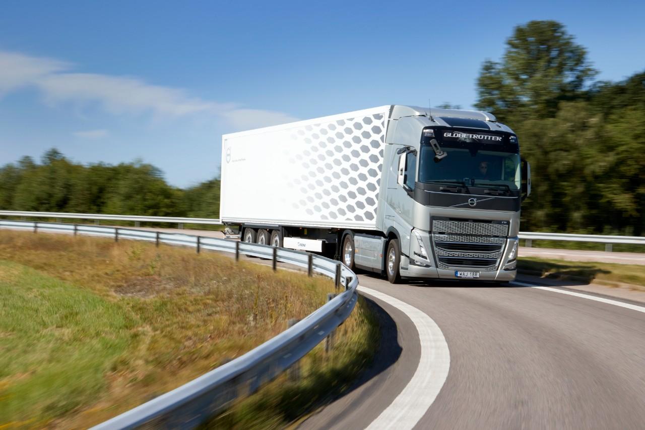 Volvo FH sa opremom I-Save
